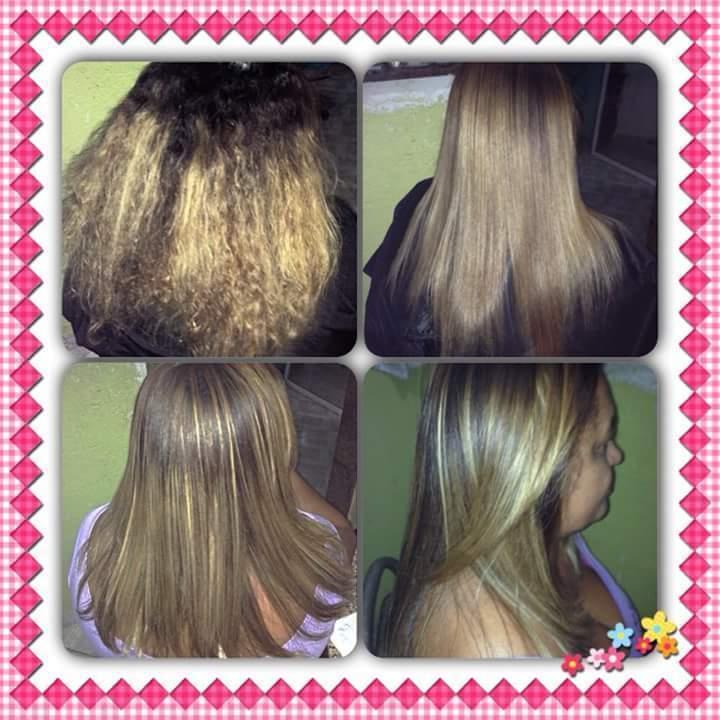 Mechas e Progressiva mechas finas e progressiva cabeleireiro(a) auxiliar cabeleireiro(a) cabeleireiro(a)