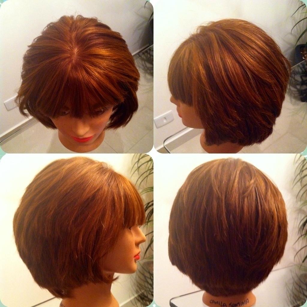CORTE LONG BOB cabeleireiro(a) maquiador(a)