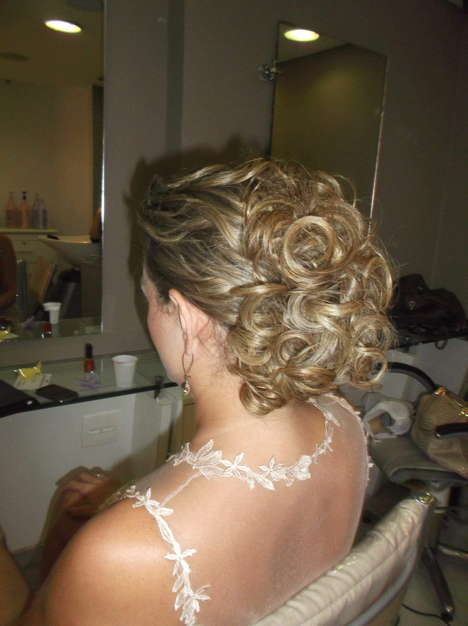 Penteado madrinha cabeleireiro(a) cabeleireiro(a) cabeleireiro(a) cabeleireiro(a)