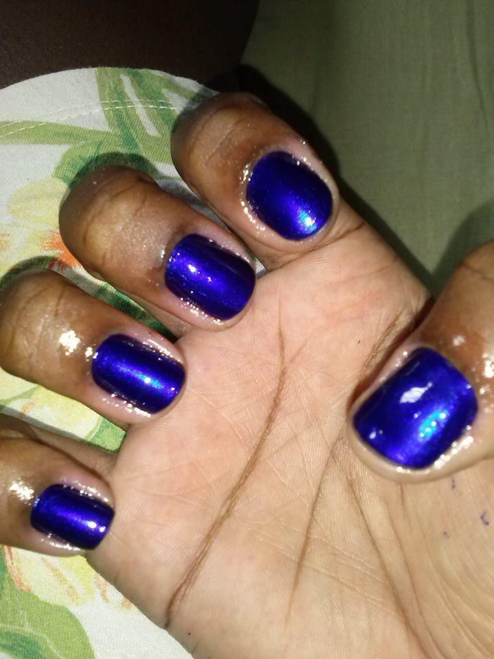 Unhas Simples manicure e pedicure maquiador(a)