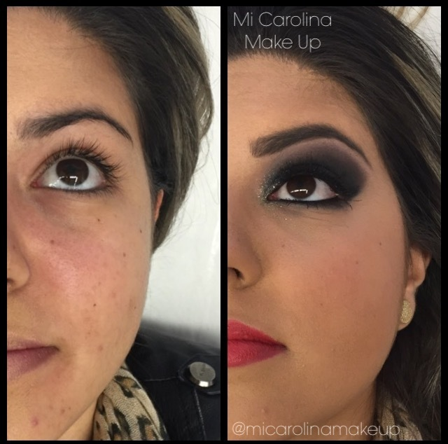 Black Smokey Eye Make Up  (19) 3876-0925 / (19) 9.8109-9521 maquiador(a)