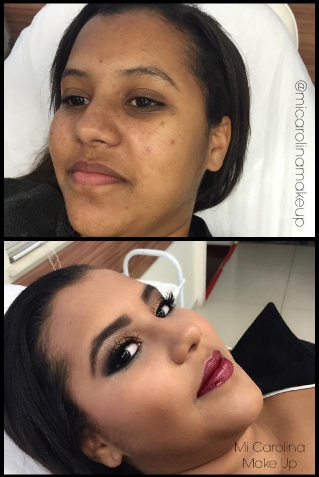 Make Up (19) 3876-0925 / (19) 9.8109-9521 maquiador(a)