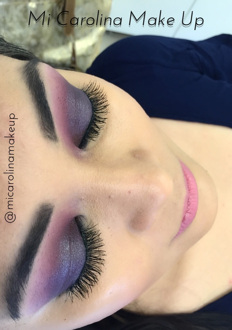 Make Up (19) 3876-0925 / (19) 9.8109-9521 esfumado roxo, noiva, casamento maquiagem  maquiador(a)