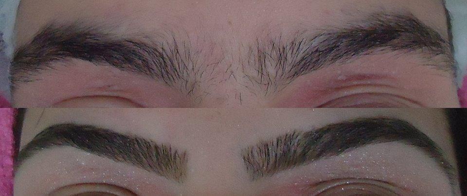 Design de Sobrancelhas Design de sobrancelhas utilizando pinças e paquímetro designer de sobrancelhas