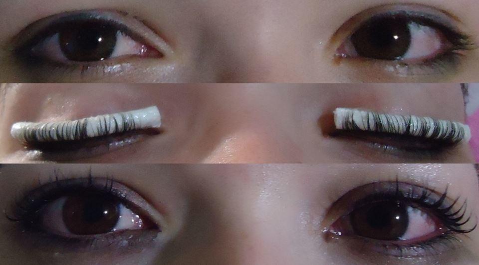 Permanente de Cílios Permanente de cílios utilizando bobinhos para dar curvatura aos cílios. designer de sobrancelhas