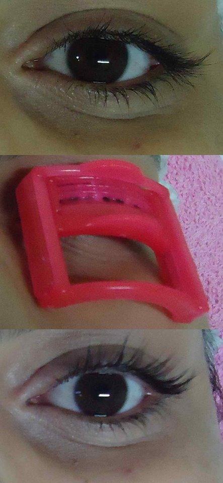 New Curvex Curvatura nos cílios com tamanhos medianos e grandes utilizando o aparelho new curvex. designer de sobrancelhas