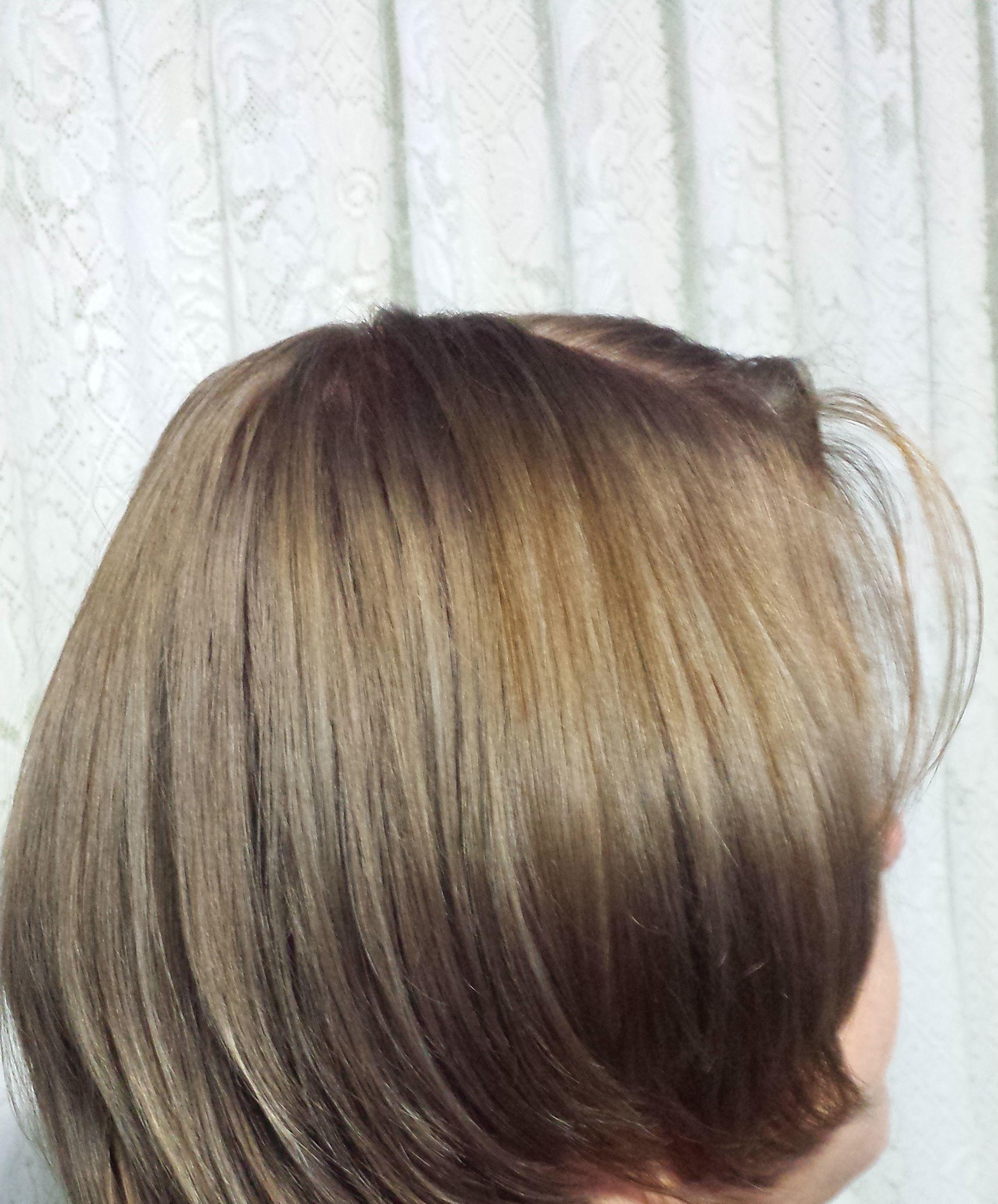 Corte e coloracao louro  cabeleireiro(a)