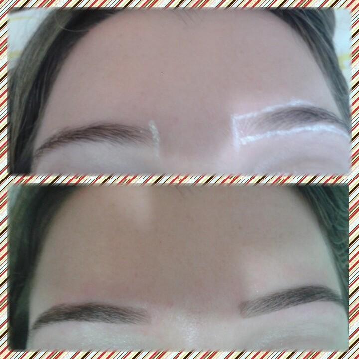 Meu Trabalho designer de sobrancelhas assistente esteticista depilador(a)