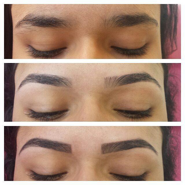Design de sobrancelha maquiador(a) designer de sobrancelhas micropigmentador(a)
