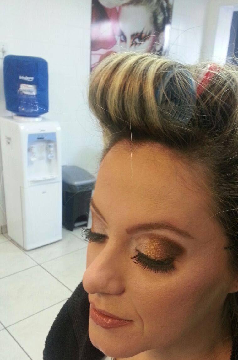 Maquiagem madrinha Make social madrinha de casamento maquiador(a) consultor(a) em negócios de beleza micropigmentador(a)