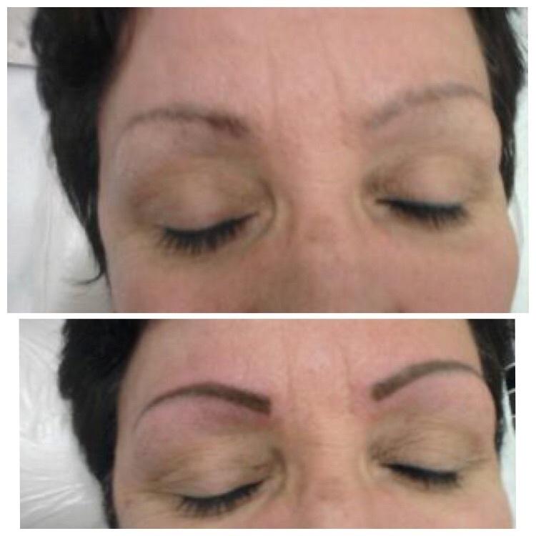Micropigmentação  designer de sobrancelhas micropigmentador(a) depilador(a)