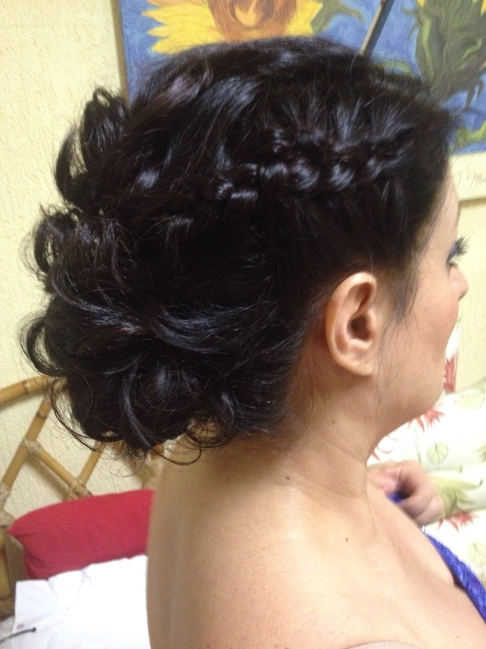 festa auxiliar cabeleireiro(a) assistente maquiador(a)