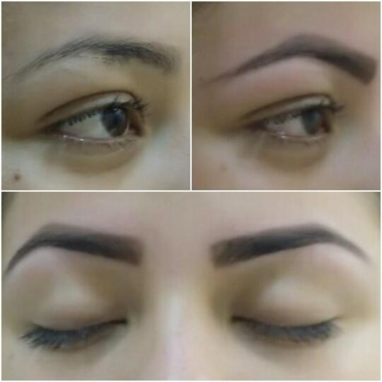 Hena  depilador(a) designer de sobrancelhas esteticista