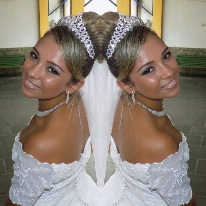 Dia da noiva Sessão de fotos maquiador(a) outros