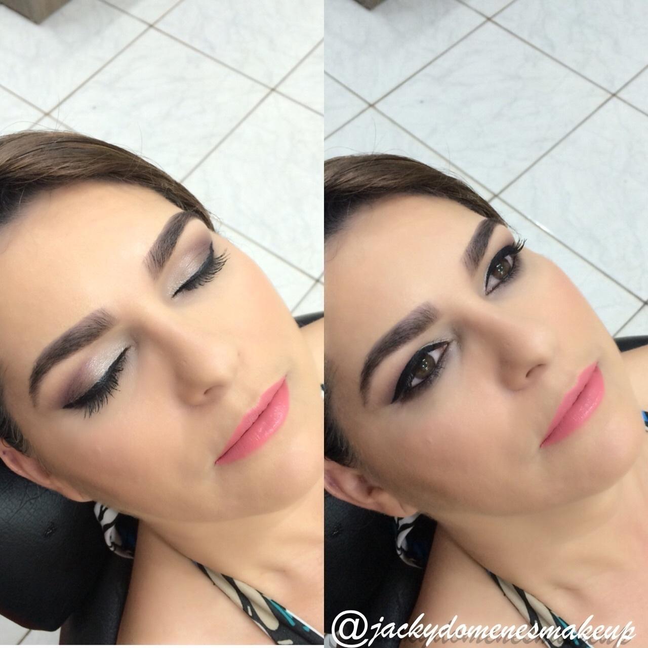 Maquiagem Social maquiador(a) designer de sobrancelhas micropigmentador(a)