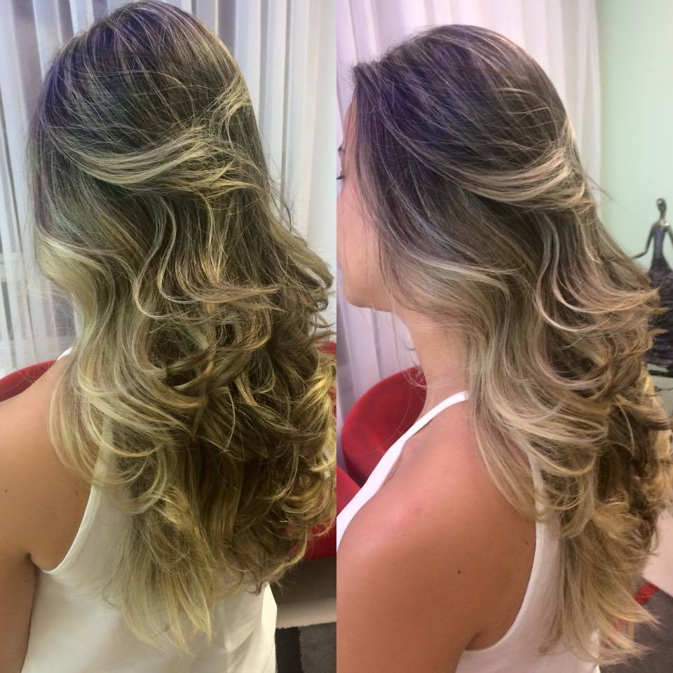 cabelos mechas, loiro cabelo  cabeleireiro(a) maquiador(a) consultor(a)