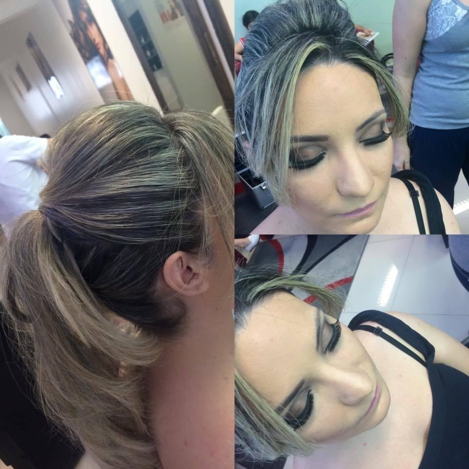 Hair and MAke up cabeleireiro(a) maquiador(a) consultor(a)