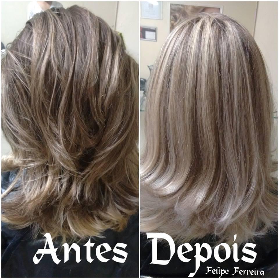 loiro platino mechas feitas na diagonal, papel aluminio. matização loiro platino 11.11 cabeleireiro(a) maquiador(a) stylist visagista terapeuta vendedor(a)