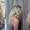 ombre hair retoque de raiz com 5.1 + 6.0 , nas pontas ombre e matizado com 989 italian color
