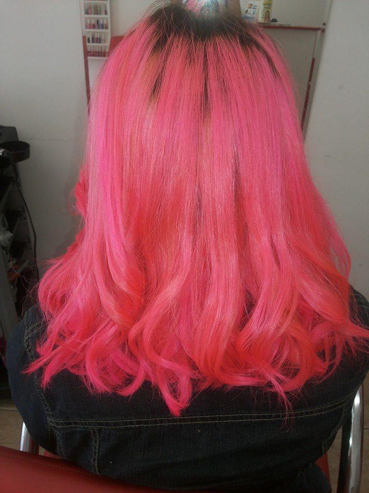resultado final do Rosa cabeleireiro(a) manicure e pedicure