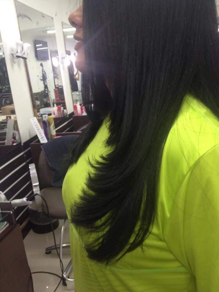 Botox  corte cabeleireiro(a) barbeiro(a)