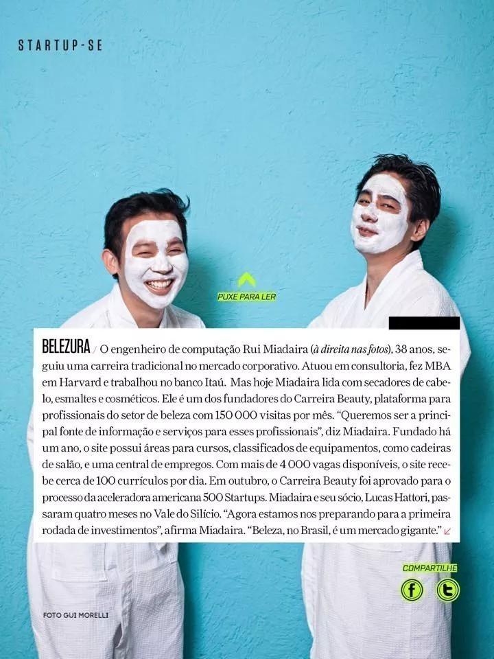 Revista INFO Exame (setembro/2014) outros