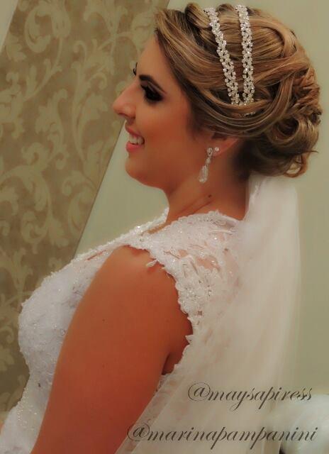 Noiva cabeleireiro(a) stylist consultor(a) em imagem