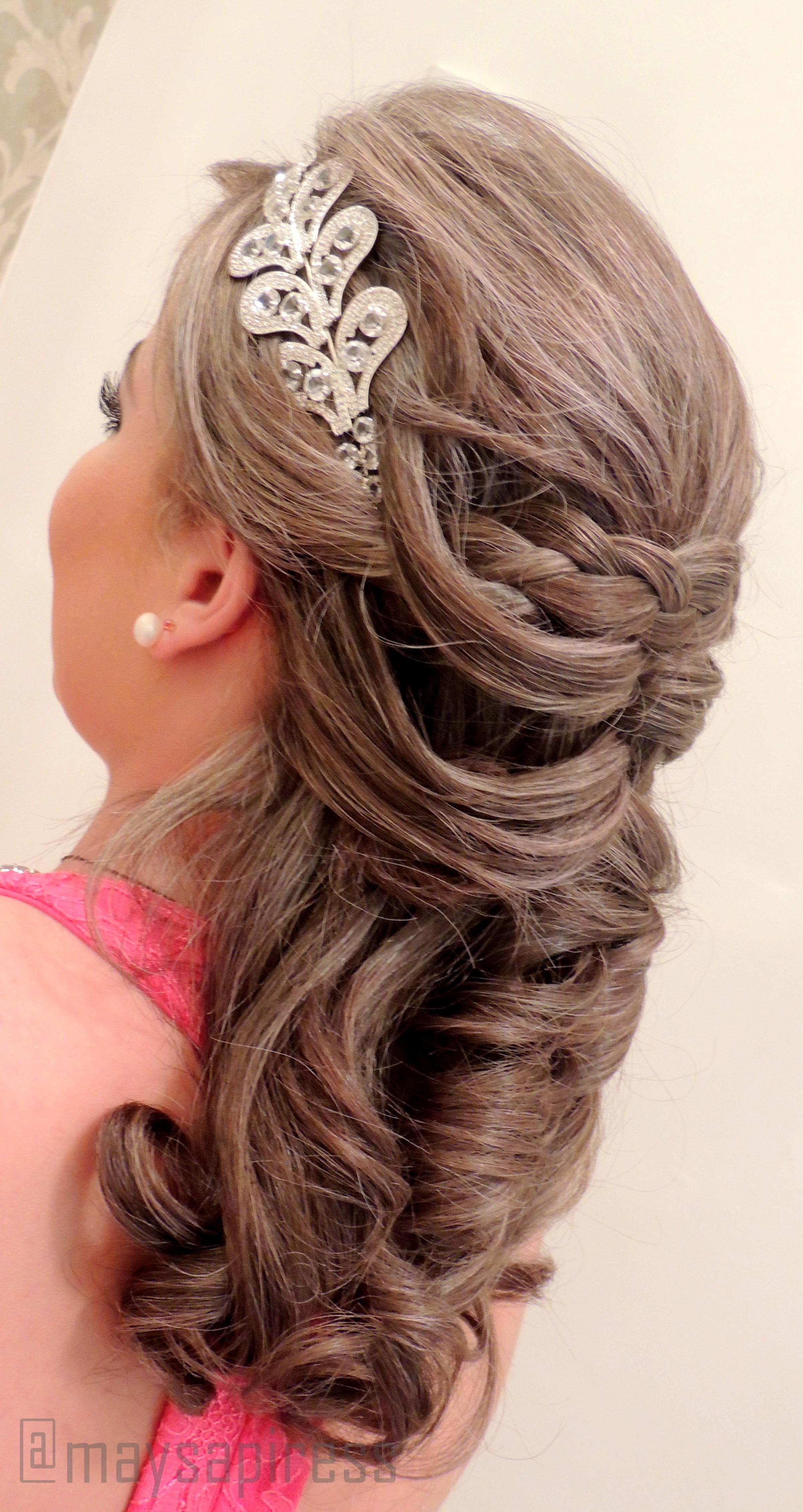 Debutante cabeleireiro(a) stylist consultor(a) em imagem