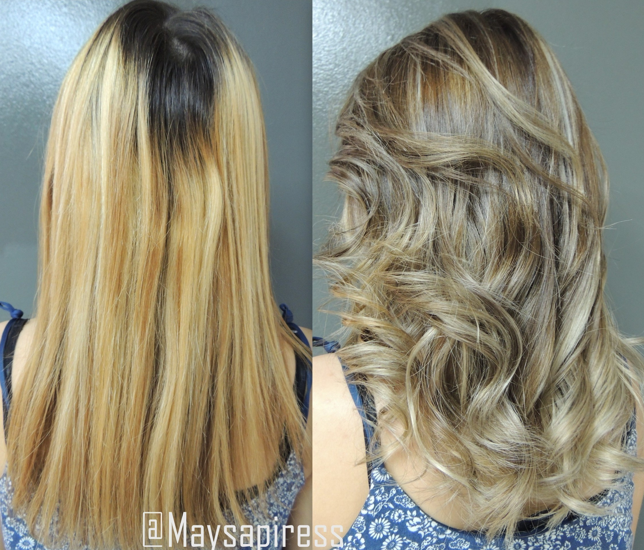 Antes e Depois cabeleireiro(a) stylist consultor(a) em imagem