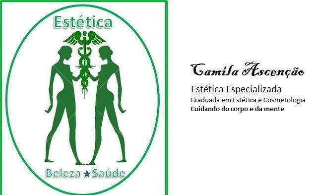 Camila Ascenção/ Estética Especializada esteticista