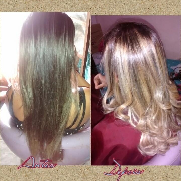 Luzes ... auxiliar cabeleireiro(a) escovista assistente esteticista