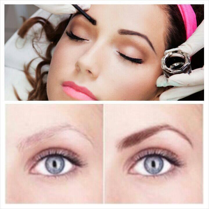 Designer Sobrancelhas com Henna manicure e pedicure designer de sobrancelhas maquiador(a) consultor(a)