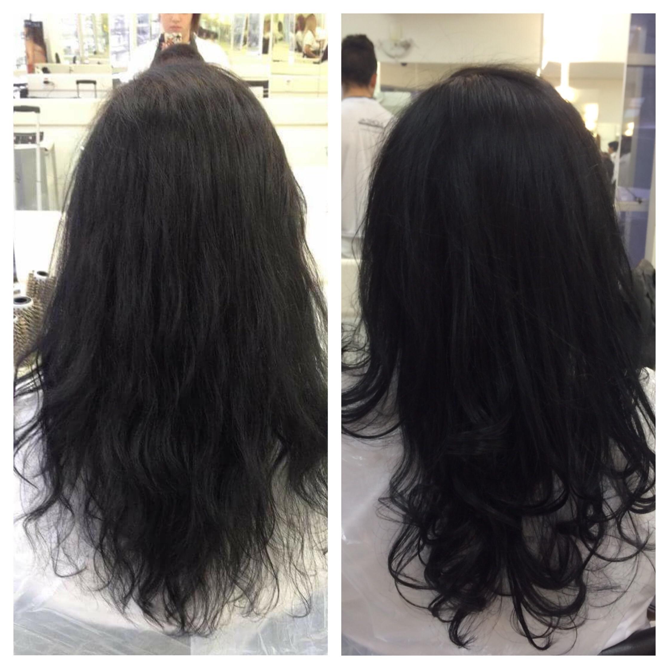 Escova modelada auxiliar cabeleireiro(a)