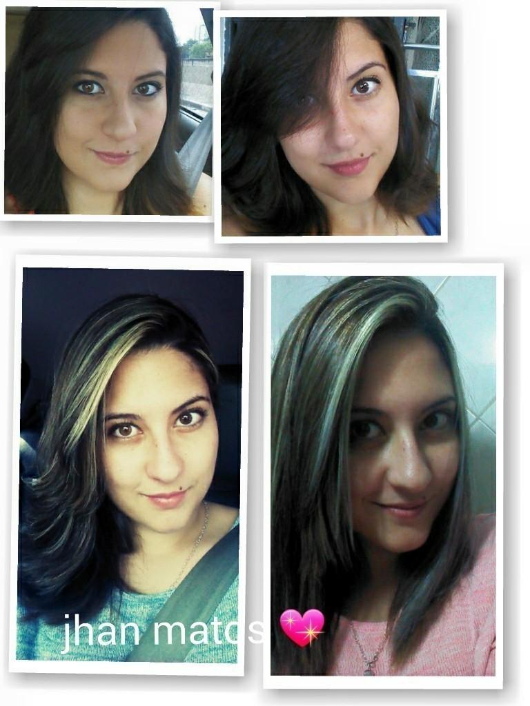 cliente feliz  cabeleireiro(a)