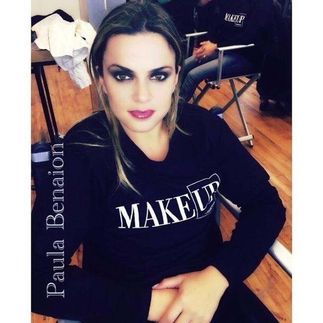 Olho Black Esfumado por Paula Benaion NYC maquiador(a) empresário(a) / dono de negócio