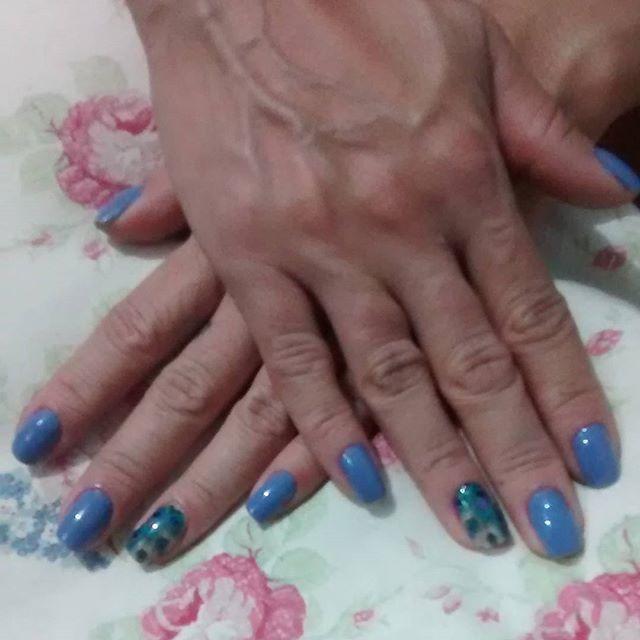 Minhas artes  manicure e pedicure