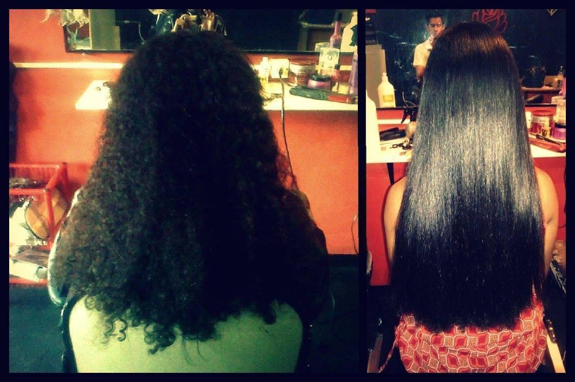 Escova Progressiva cabelo  cabeleireiro(a) barbeiro(a) esteticista