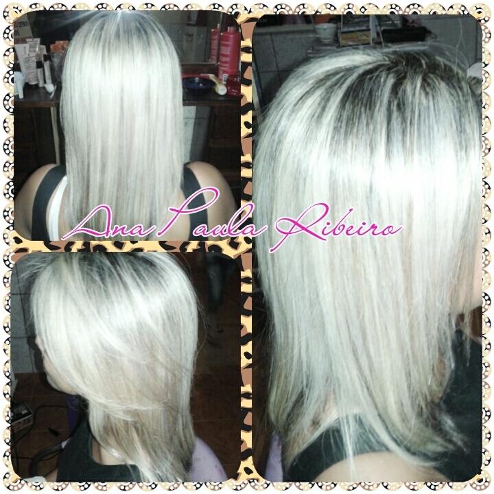 PLATINADO cabelo  cabeleireiro(a) depilador(a) maquiador(a) designer de sobrancelhas