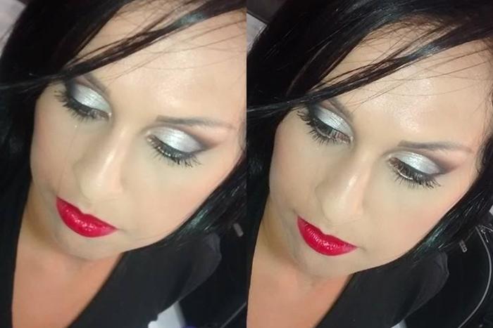 Maquiagem Batom Vermelho Maquiagem Clássica com Batom Vermelho Maravilhoso. #maquiagem #makeup #thaisbarros maquiador(a) designer de sobrancelhas