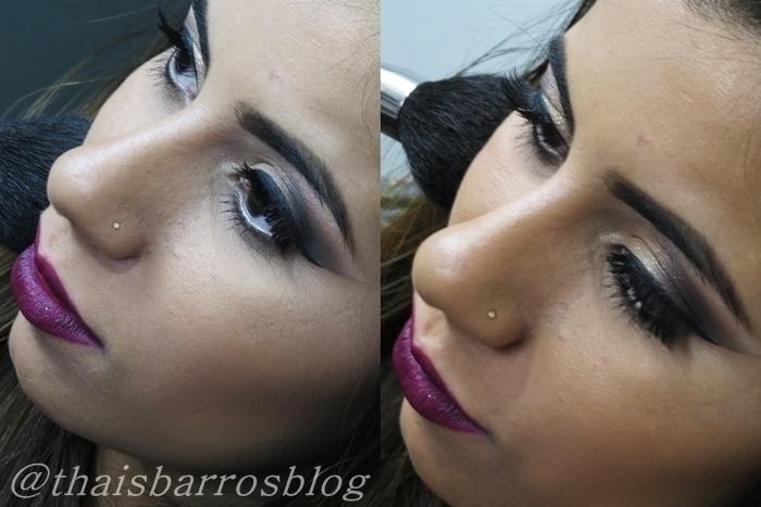 Maquiagem Maquiagem Esfumada Elegante com batom Roxo! #maquiagem #makeup #make maquiador(a) designer de sobrancelhas