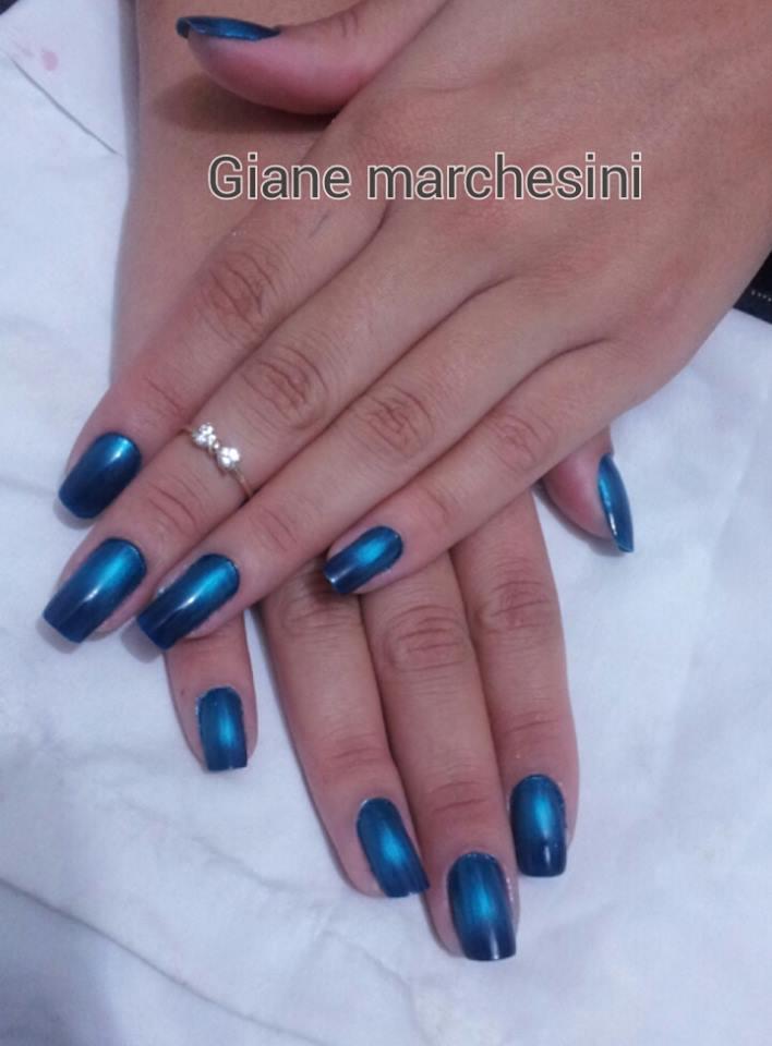 degrade, azul unhas  manicure e pedicure depilador(a) maquiador(a) depilador(a) depilador(a) manicure e pedicure