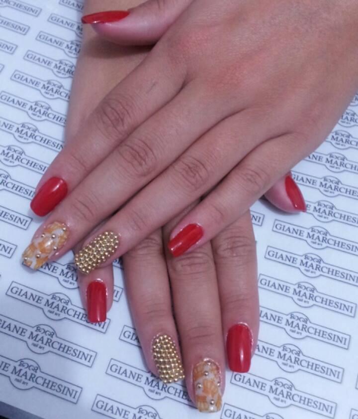 vermelho, dourado unhas  manicure e pedicure depilador(a) maquiador(a) depilador(a) depilador(a) manicure e pedicure