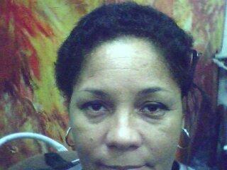 Foto frontal , Antes do processo de alongamento começar maquiador(a) cabeleireiro(a)