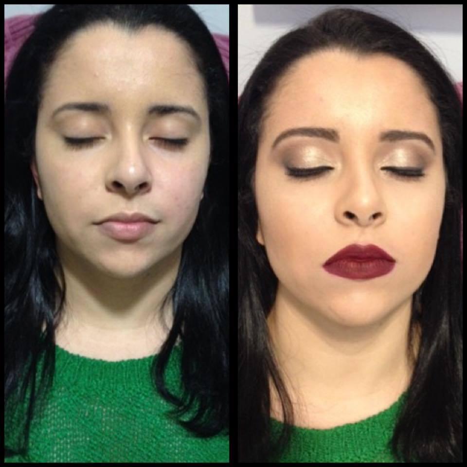 maquiador(a) assistente maquiador(a)