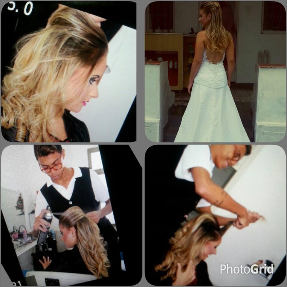 Dia de Noiva Venha ter um dia da noiva com tudo que você tem direito! Um conceito totalmente diferente! maquiador(a) designer de sobrancelhas cabeleireiro(a) stylist