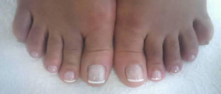pês manicure e pedicure