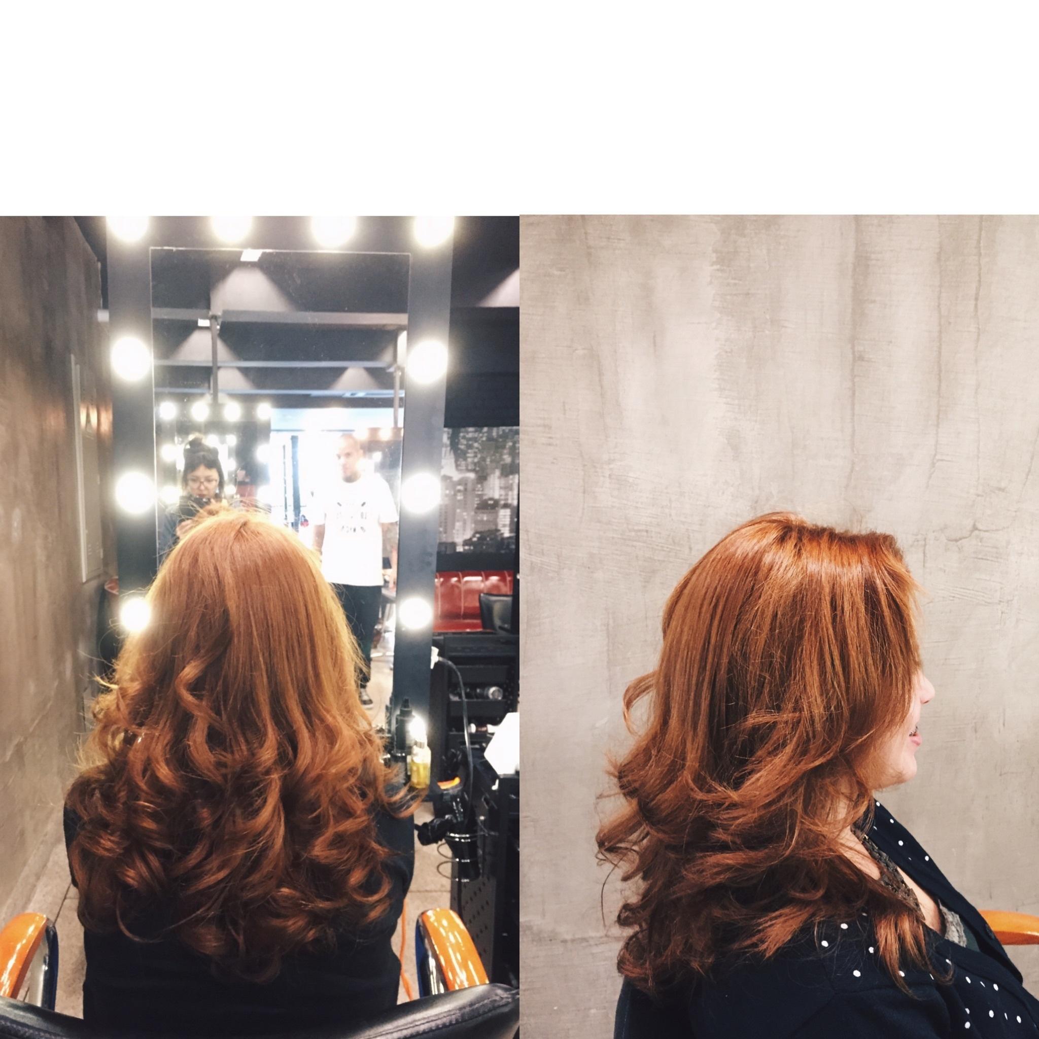 Corte + cor cabeleireiro(a) maquiador(a)