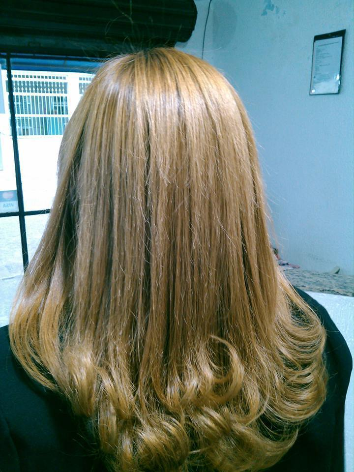 BOTOX   TRATAMENTO COMBOTOX CAPILAR DEVOLVER A MASSA E REDUZ O VOLUME  cabeleireiro(a)