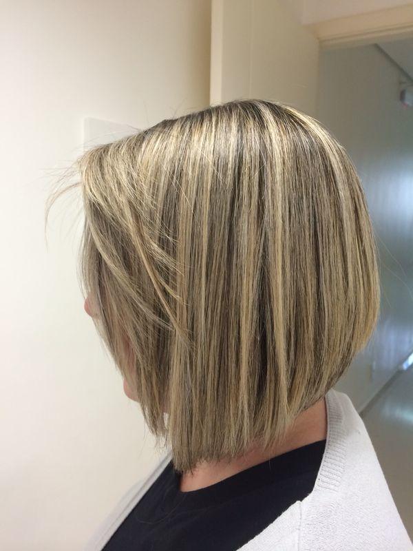 mechas, loiro cabelo  cabeleireiro(a) maquiador(a)