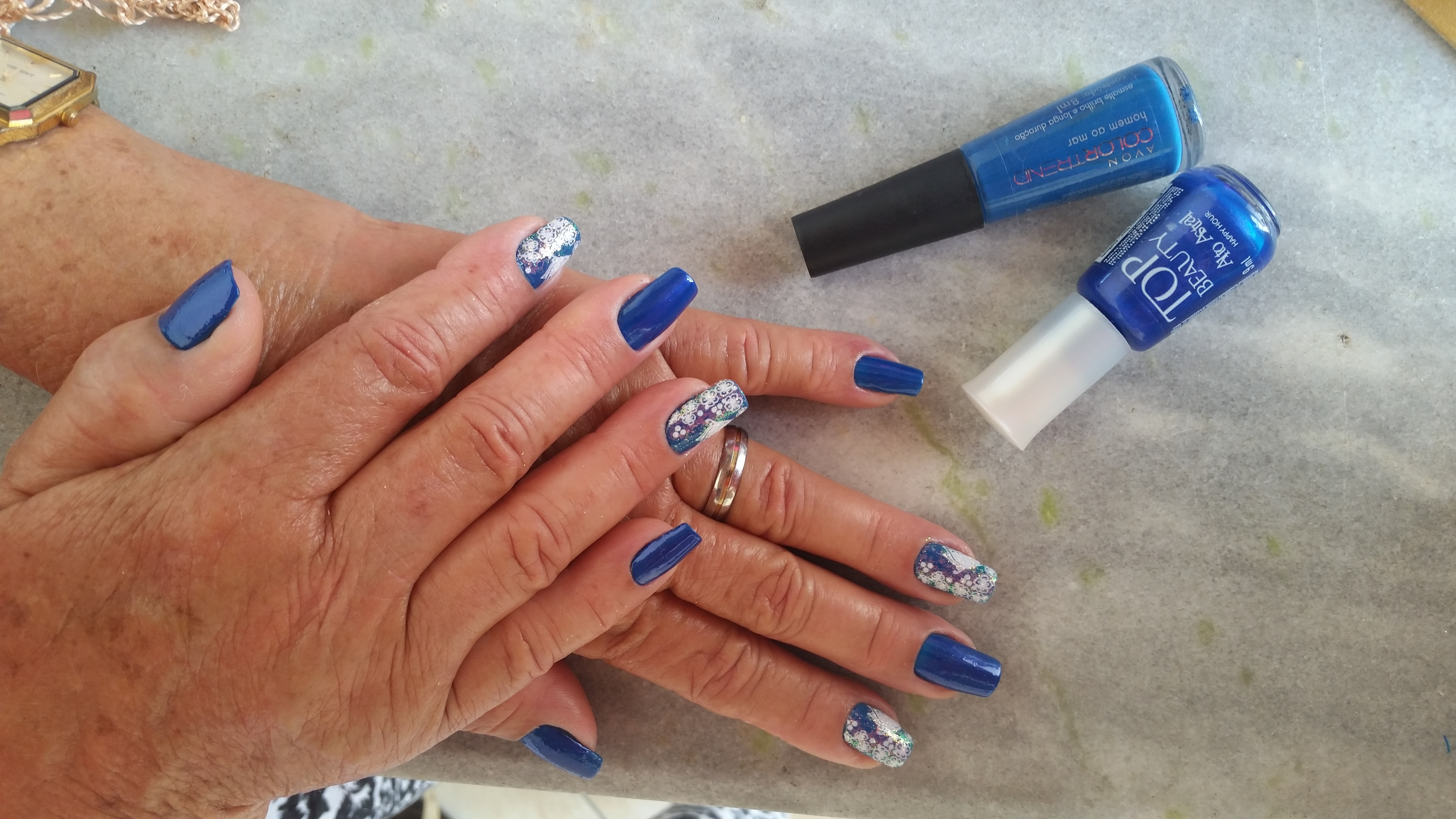 manicure e pedicure estudante vendedor(a)